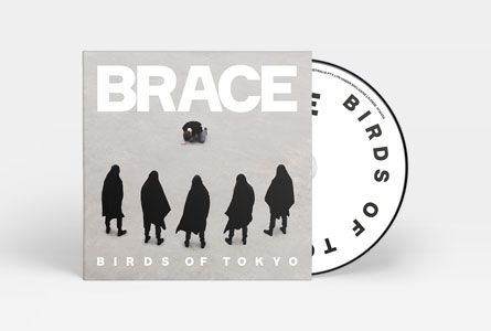 BRACE – CD ALBUM