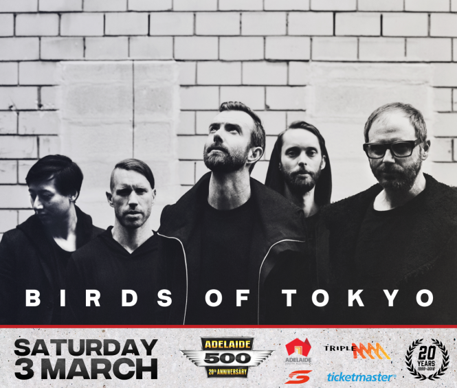 Birds of Tokyo [3][1]